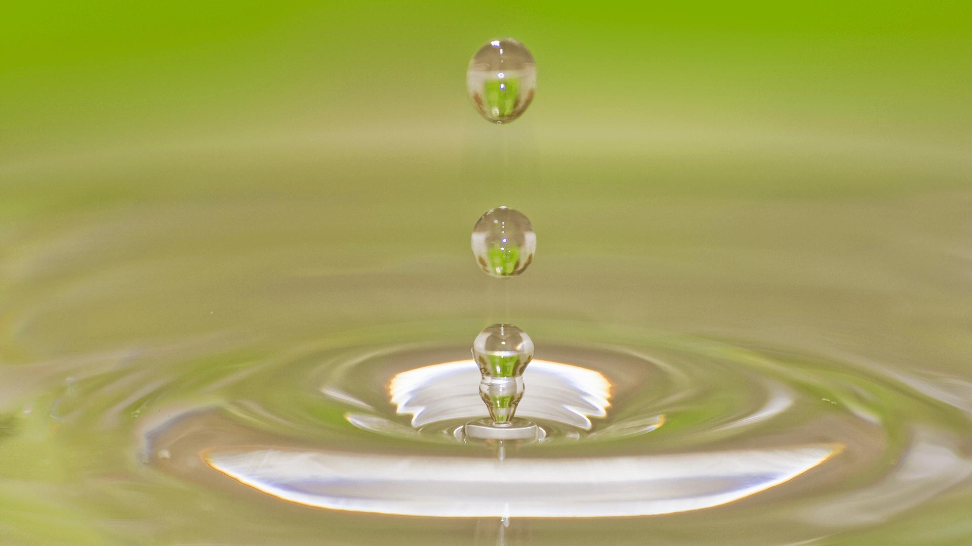 Lebensfreude Wasser